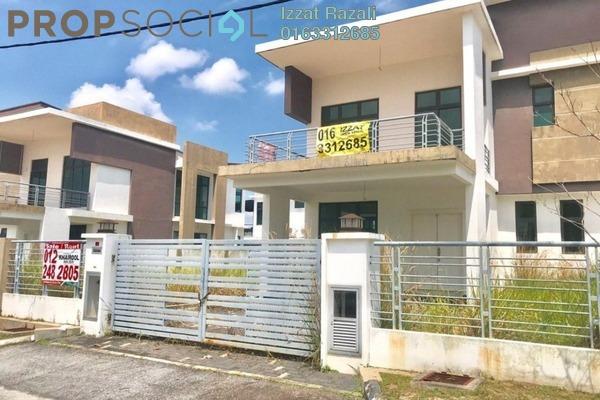 For Sale Semi-Detached at Vista Kirana, Ayer Keroh Freehold Unfurnished 5R/3B 420k