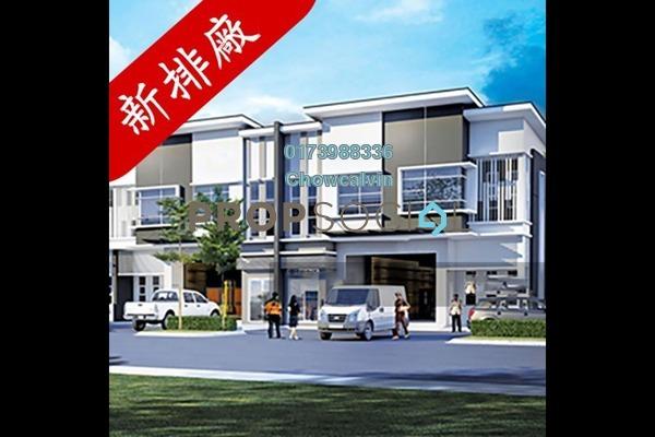 For Sale Factory at Taman Klang Utama, Klang Freehold Unfurnished 1R/2B 950k