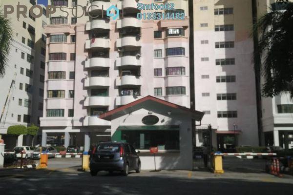 For Sale Condominium at Idaman Putera, Setapak Freehold Unfurnished 4R/3B 400k
