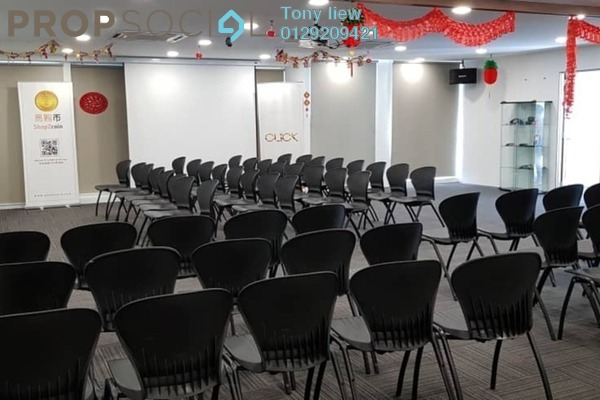 For Sale Office at Sunway VeloCity, Cheras Freehold Semi Furnished 0R/1B 1.6m