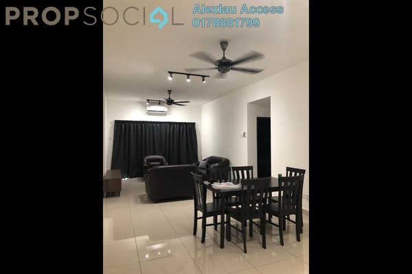 For Rent Condominium at Symphony Tower, Balakong Freehold Fully Furnished 3R/2B 1.8k