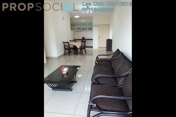 For Rent Condominium at Connaught Avenue, Cheras Freehold Semi Furnished 3R/2B 1.6k