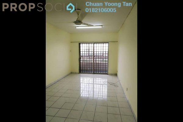 For Rent Condominium at Idaman Sutera, Setapak Freehold Unfurnished 3R/2B 850translationmissing:en.pricing.unit