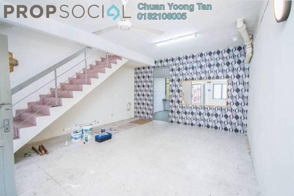 For Rent Terrace at Taman Sri Rampai, Setapak Freehold Unfurnished 3R/2B 1.4k