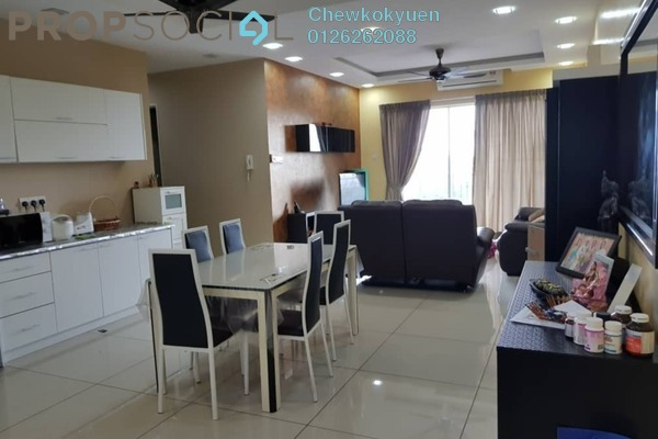 For Rent Condominium at 288 Residences, Kuchai Lama Freehold Fully Furnished 3R/2B 1.7k