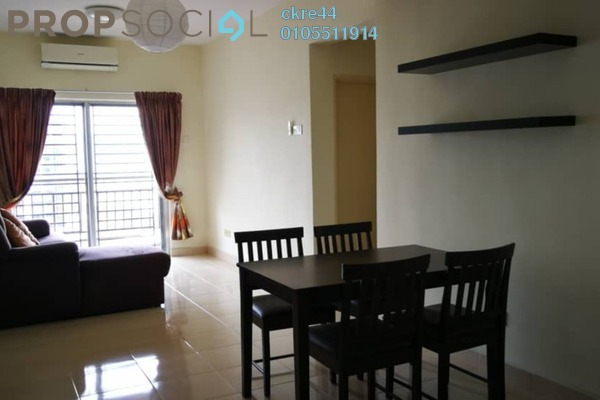 For Rent Condominium at Ampang Boulevard, Ampang Freehold Fully Furnished 3R/2B 2k