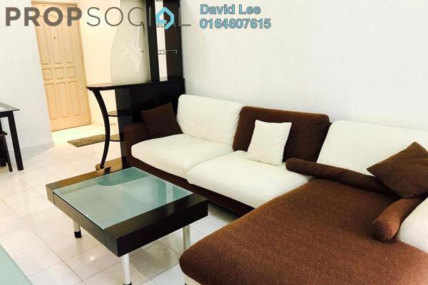 For Sale Apartment at Century Park, Batu Uban Freehold Fully Furnished 3R/2B 390k