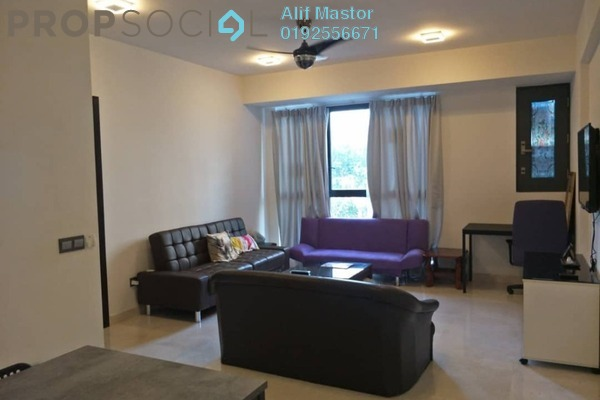 For Rent Condominium at KL Trillion, KLCC Freehold Fully Furnished 3R/2B 4k