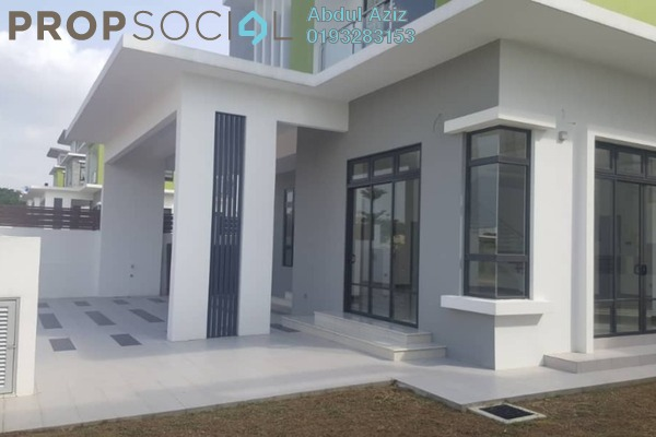 For Sale Bungalow at Setia City Residences, Setia Alam Freehold Unfurnished 6R/6B 2.5m