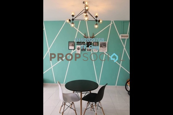 For Rent Serviced Residence at Main Place Residence, UEP Subang Jaya Freehold Fully Furnished 2R/1B 1.8k