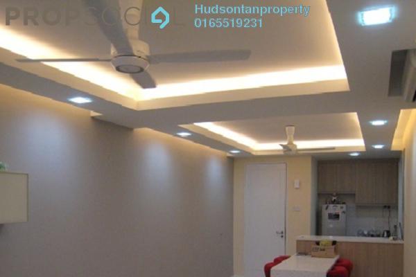 For Sale Condominium at Midfields, Sungai Besi Freehold Semi Furnished 3R/2B 460k