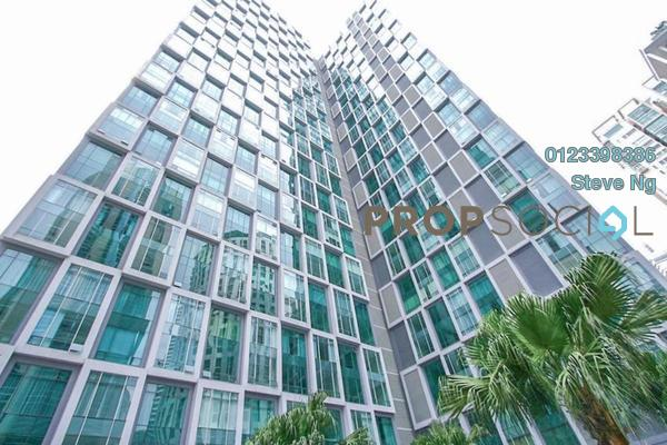 For Rent Condominium at Soho Suites, KLCC Freehold Fully Furnished 1R/1B 4k