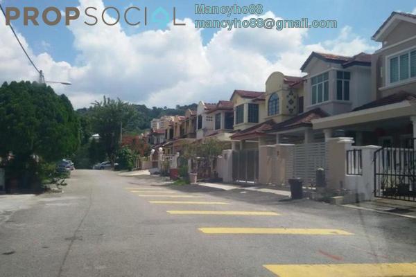 For Sale Terrace at Taman Wawasan, Pusat Bandar Puchong Freehold Semi Furnished 4R/3B 680k