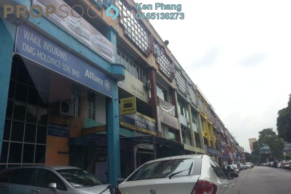 For Sale Shop at Taman Samudra, Batu Caves Freehold Unfurnished 0R/0B 1.63m
