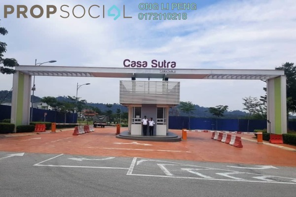 For Sale Land at Casa Sutra, Setia Alam Freehold Unfurnished 0R/0B 2m
