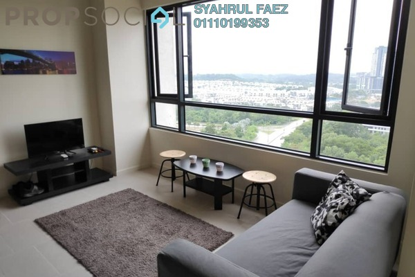 For Rent Condominium at Tamarind Suites, Cyberjaya Freehold Fully Furnished 1R/1B 1.35k