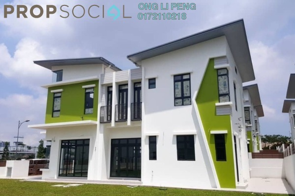 For Sale Bungalow at Casa Sutra, Setia Alam Freehold Unfurnished 6R/6B 2.35m