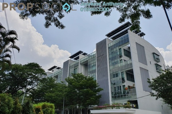 For Rent Serviced Residence at Amarin Wickham, Ampang Hilir Freehold Fully Furnished 4R/7B 15k
