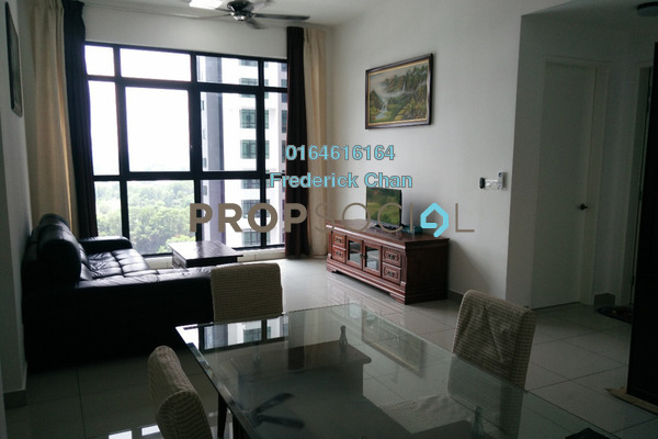 For Rent Serviced Residence at Conezión, IOI Resort City Freehold Fully Furnished 3R/2B 2.1k