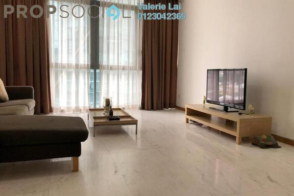 For Rent Condominium at Twins, Damansara Heights Freehold Fully Furnished 4R/4B 4k