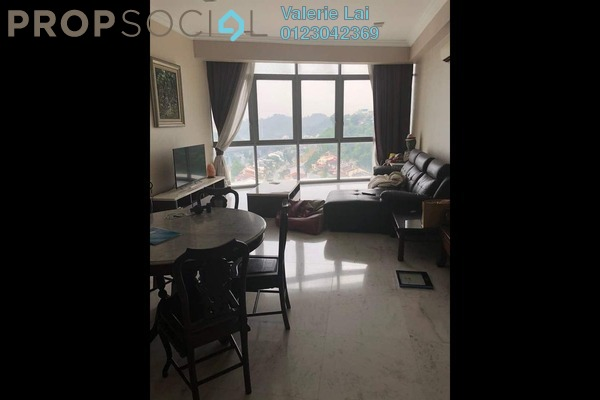For Rent Condominium at Twins, Damansara Heights Freehold Fully Furnished 4R/4B 5k