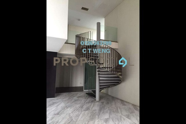 For Rent Condominium at The Katana Residences, Ampang Hilir Freehold Semi Furnished 4R/5B 7k