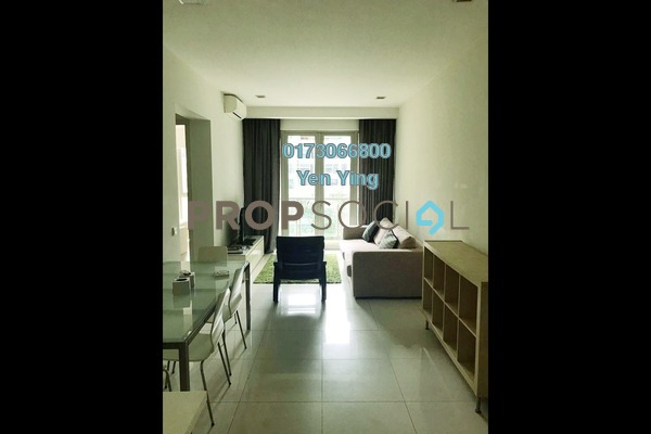 For Rent Serviced Residence at Marc Service Residence, KLCC Freehold Fully Furnished 2R/2B 4k