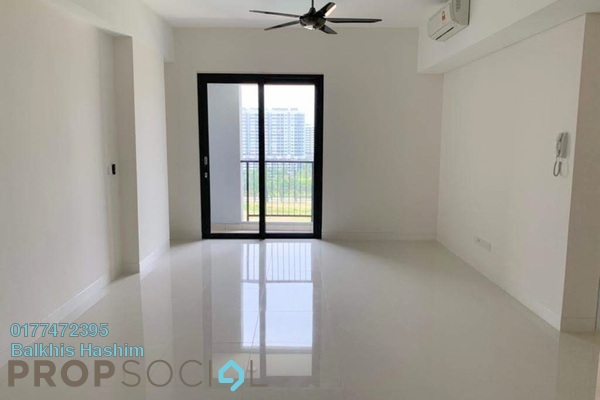 For Sale Condominium at Radia Residences, Bukit Jelutong Freehold Fully Furnished 2R/2B 577k