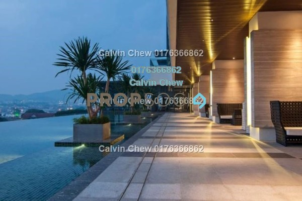 For Sale Condominium at The Elements, Ampang Hilir Freehold Unfurnished 3R/3B 632k