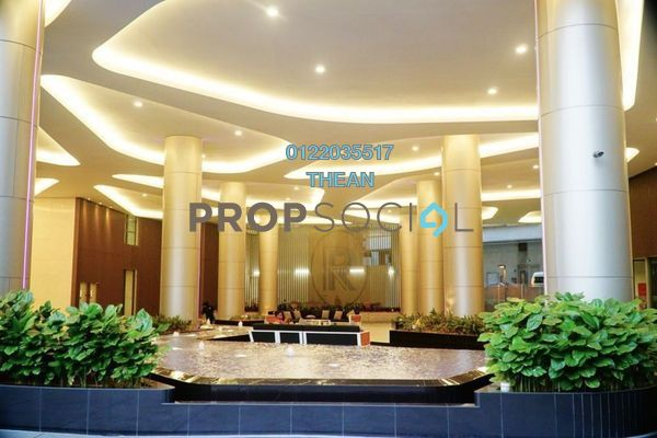 For Rent Condominium at The Robertson, Pudu Freehold Fully Furnished 1R/1B 3.6k