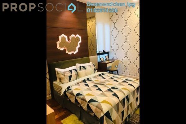 For Sale Condominium at Kaleidoscope, Setiawangsa Freehold Semi Furnished 3R/2B 550k