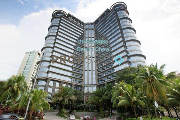 For Rent Office at CP Tower, Petaling Jaya Freehold Semi Furnished 0R/0B 15k