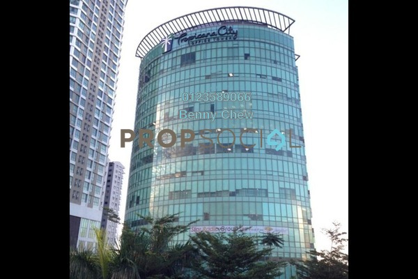 For Rent Office at Damansara Intan, Petaling Jaya Freehold Semi Furnished 0R/0B 12k