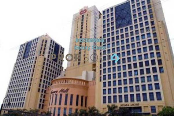 For Rent Office at Amcorp Tower, Petaling Jaya Freehold Semi Furnished 0R/0B 22.5k