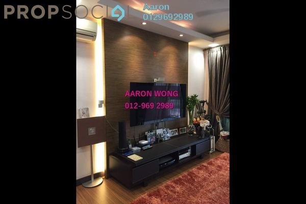 For Sale Condominium at D'Alamanda, Cheras Freehold Semi Furnished 3R/3B 780k