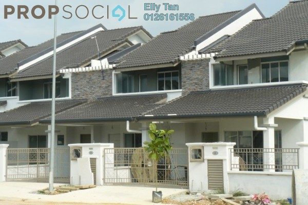 For Sale Terrace at Monterez, Shah Alam Freehold Fully Furnished 4R/3B 640k