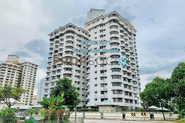 For Sale Condominium at Menara Polo, Ampang Hilir Freehold Semi Furnished 3R/2B 499k