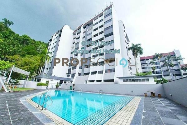 For Sale Condominium at Menara Impian, Ampang Freehold Semi Furnished 3R/2B 430k