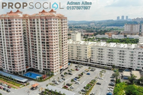 For Sale Condominium at PJ South Citi, PJ South Freehold Unfurnished 3R/2B 375k