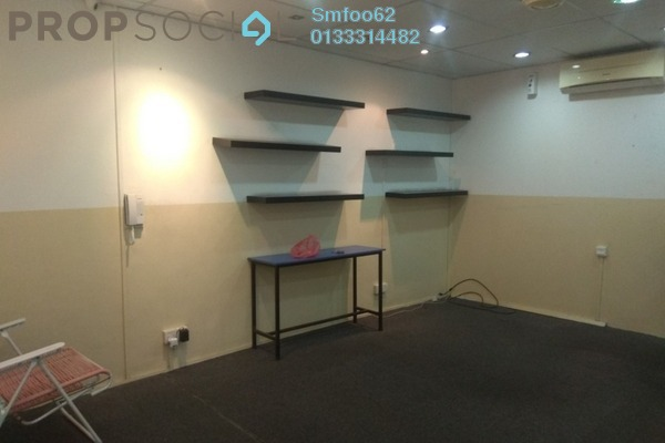 For Rent Office at Prima Setapak I, Setapak Freehold Semi Furnished 6R/0B 2.5k