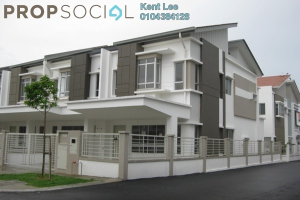 For Sale Terrace at Setia Indah, Setia Alam Freehold Fully Furnished 4R/3B 780k