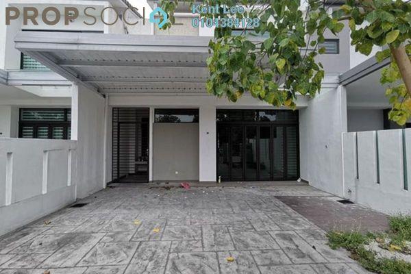 For Sale Terrace at Fuego, Bandar Bukit Raja Freehold Unfurnished 5R/4B 825k