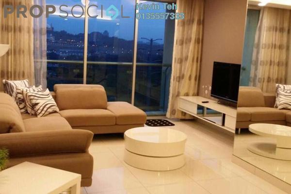 For Sale Condominium at Solaris Dutamas, Dutamas Freehold Fully Furnished 2R/2B 1.07m