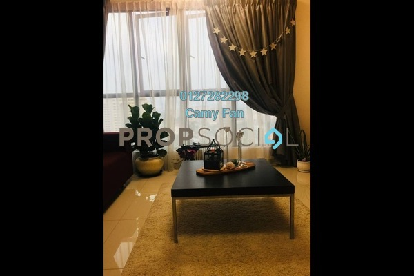 For Rent Condominium at Avantas Residences, Old Klang Road Freehold Fully Furnished 2R/1B 2.1k