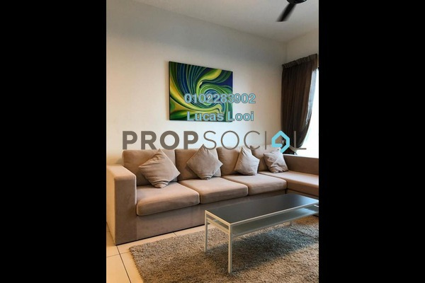 For Rent Serviced Residence at Sunway Geo Residences 2, Bandar Sunway Freehold Fully Furnished 3R/2B 4.5k