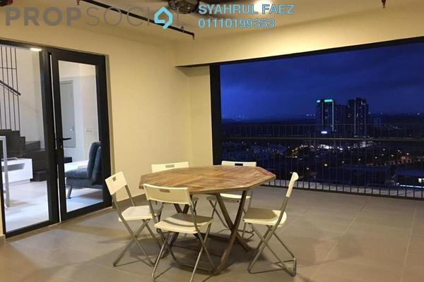 For Rent Duplex at Tamarind Suites, Cyberjaya Freehold Fully Furnished 2R/1B 1.8k