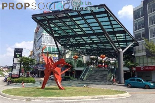 For Rent Office at C180, Cheras South Freehold Unfurnished 0R/2B 1.5k