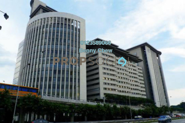 For Rent Office at PJ8, Petaling Jaya Freehold Semi Furnished 0R/0B 18k