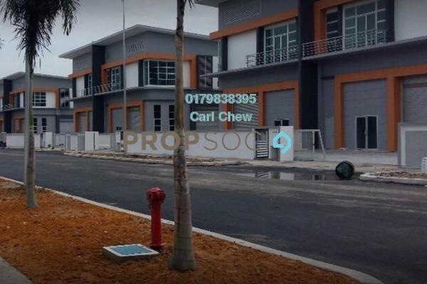 For Rent Factory at Taman Putra Perdana, Puchong Freehold Unfurnished 0R/0B 8.5k