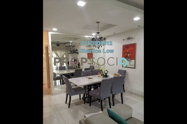 For Sale Terrace at PP 5, Taman Putra Prima Freehold Semi Furnished 4R/3B 583k